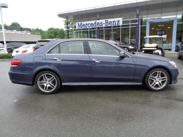 2016 indigo blue mercedes benz e class sedans for Roanoke mercedes benz dealerships