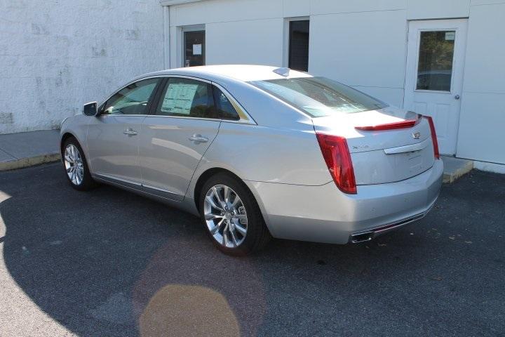 2016 Radiant Silver Metallic Cadillac XTS | Sedans ...