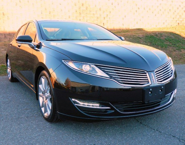 2015 Tuxedo Black Metallic Lincoln Mkz Roanoke Times Sedan
