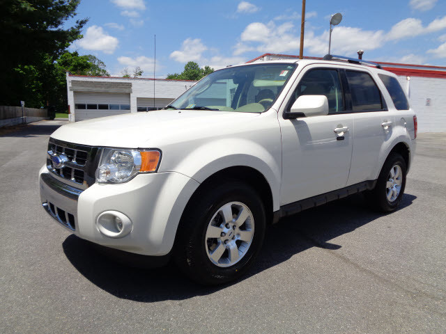 2012 White Ford Escape Roanoke Times Suv
