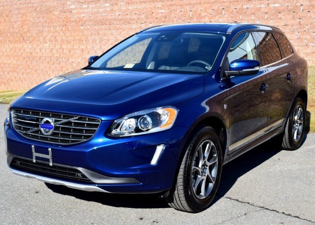 2015 ocean race blue volvo xc60 roanoke times suv. Black Bedroom Furniture Sets. Home Design Ideas