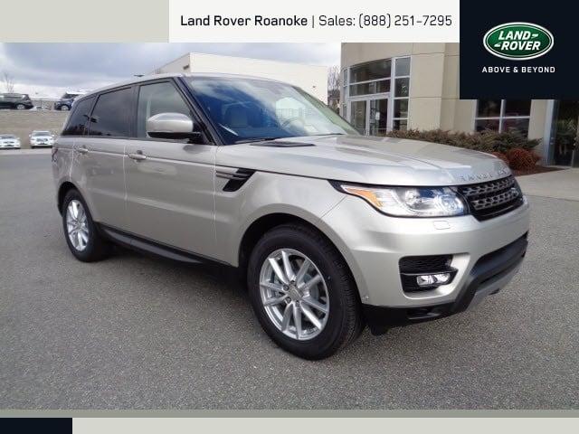 2015 Aruba Land Rover Range Rover Sport Suvs Roanoke Com