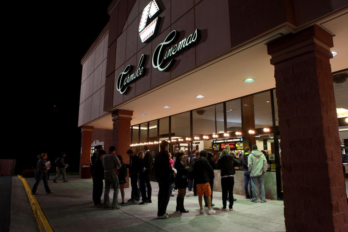 carmike theaters will get a new look roanoke times business