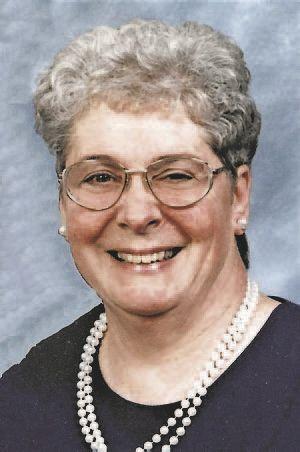 Thurston Barbara Ann Vint Obituaries