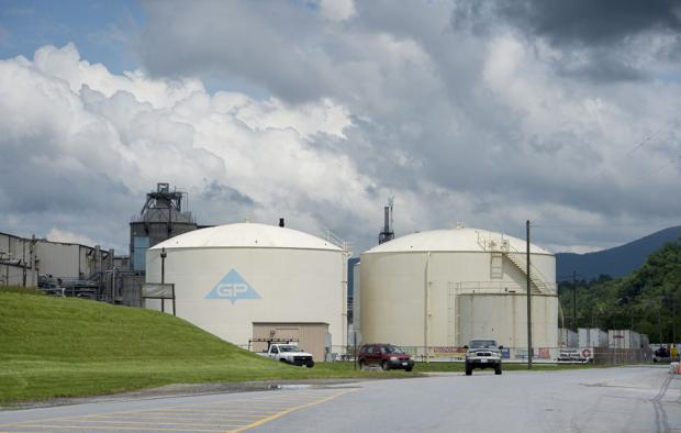 Big Island Paper Mill Accident