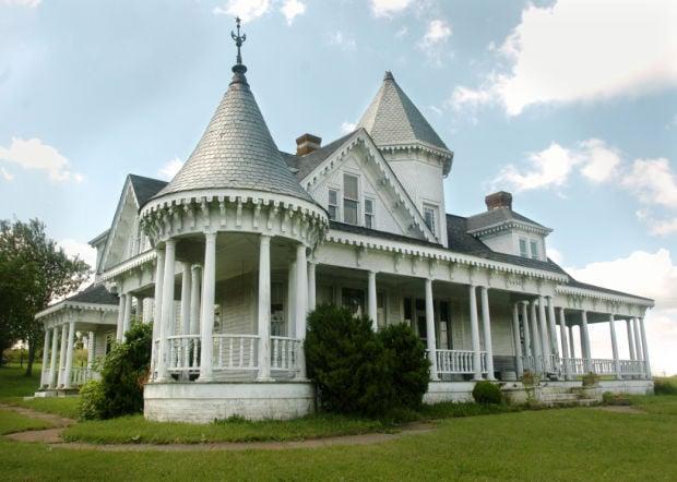 J. Sidna Allen Home | The Roanoke Times | File 2004