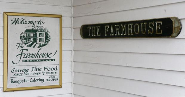Christiansburg s The Farmhouse Restaurant to close Roanoke Times Chris