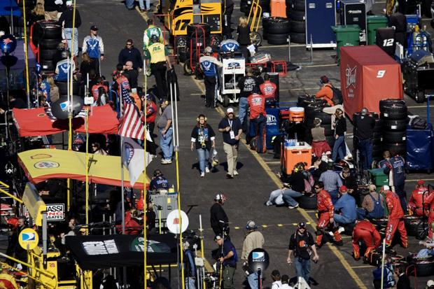 NASCAR at Martinsville Speedway memories Roanoke Times