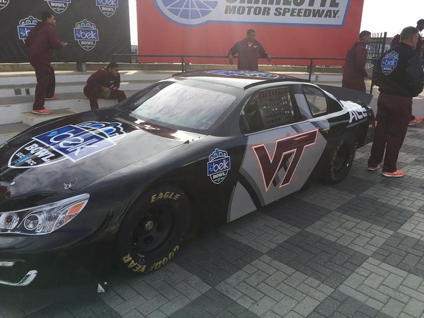 Mihota Mckenzie Out For Belk Bowl Hokies Sample The