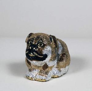 Pug Dog Handbag, 1988