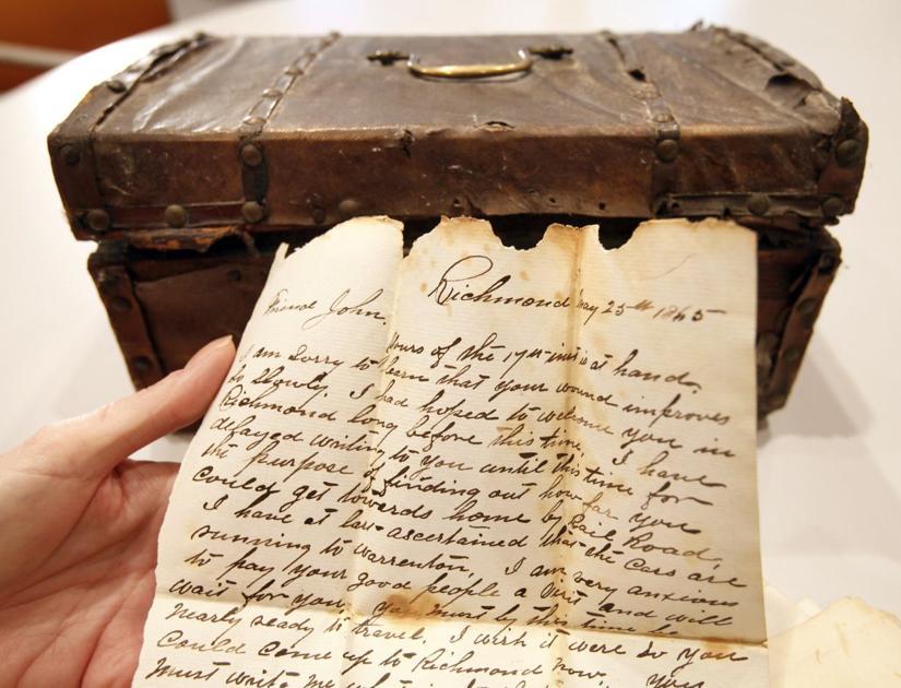 New book highlights civil war online collection roanoke for Table 52 roanoke va