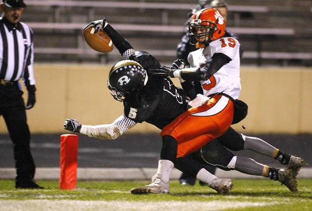 Radford Strikes Quickly To Subdue Honaker Roanoke Times
