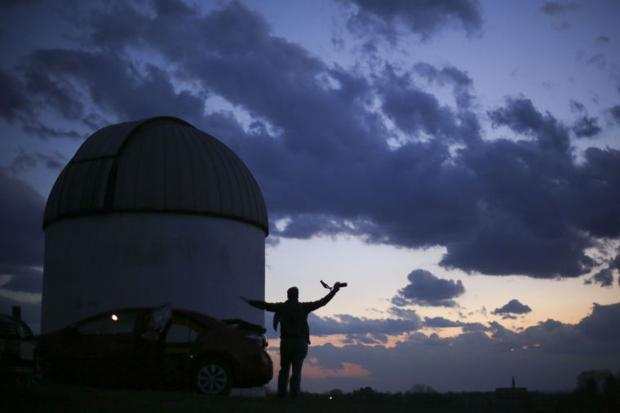 New River Valley observatories offer the chance to say 'wow' - Roanoke