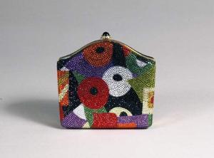 Russian Pop Art Box Handbag, 1990