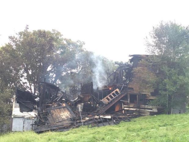 Roanoke House Fire Intentionally Set Investigators Say