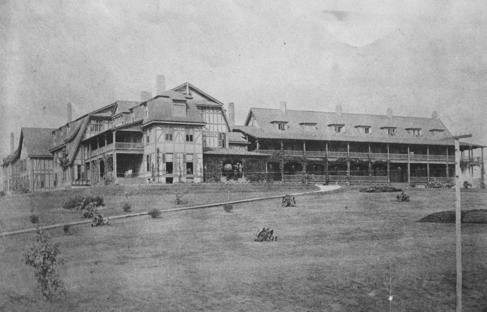 hotel roanoke through the years roanoke times