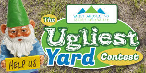 Valley Landscaping's Ugliest Yard Contest