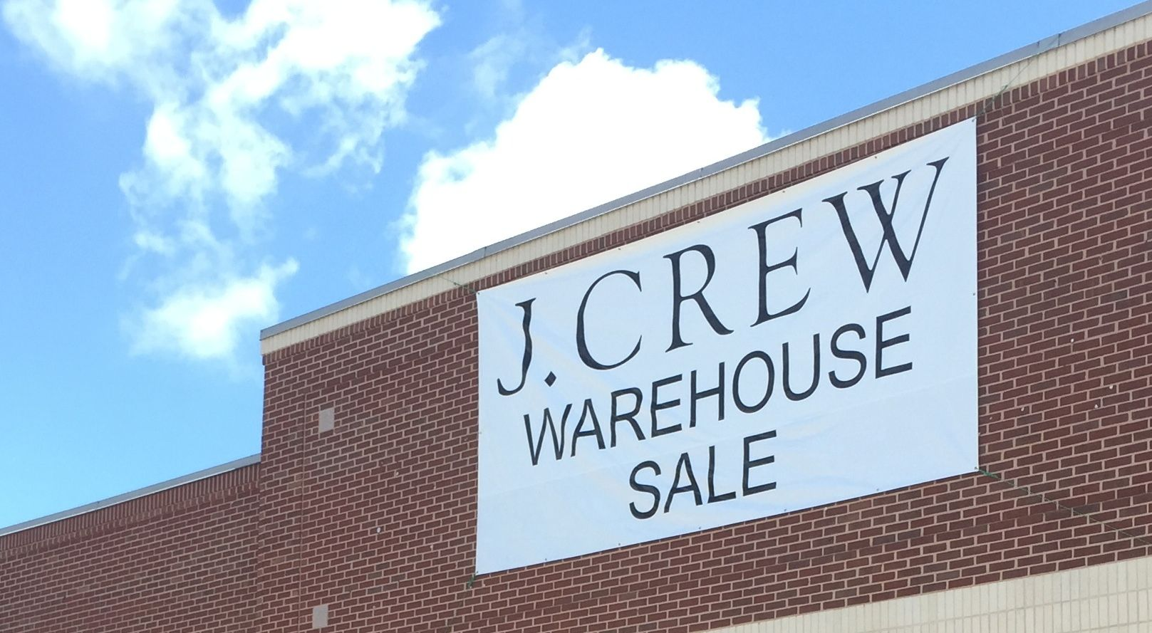 J.Crew warehouse sale is back in Lynchburg this weekend | Blogs ...