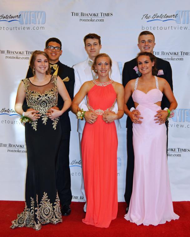 Lord Botetourt High School Prom 2016 Roanoke Times Photo