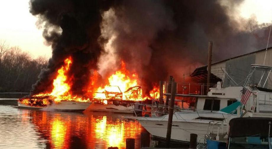 Virginia man 39 s quick reaction during marina blaze may have for Table 52 roanoke va