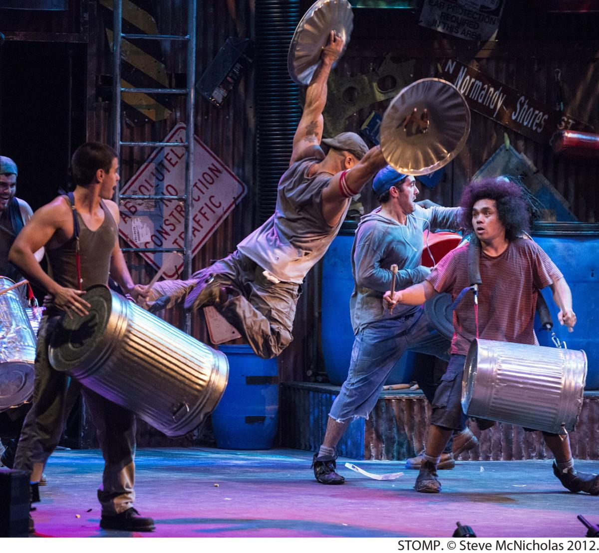 standouts arts entertainment com stomp
