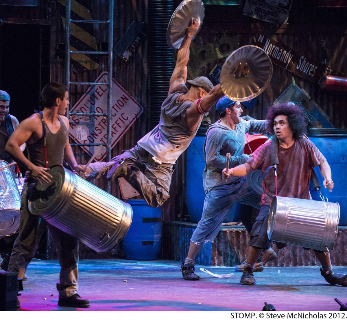 standouts arts entertainment roanoke com stomp