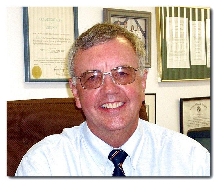 Attorney Tom Roe Announces Run For Roanoke County Circuit
