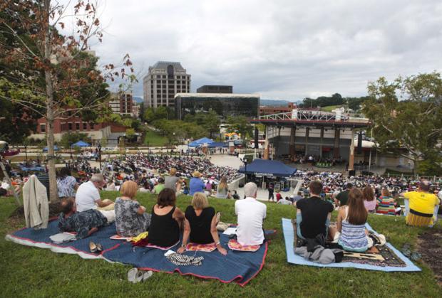 roanoke symphony comes to elmwood park roanoke times photo