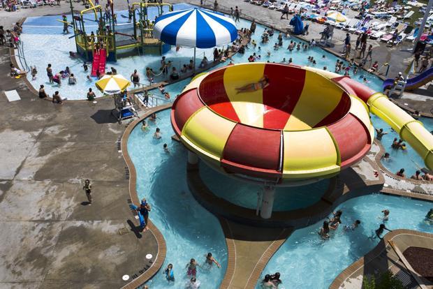Splash Valley Summer Deals