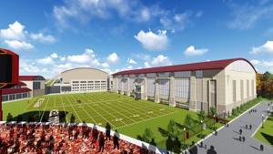 Virginia Tech indoor facility 2