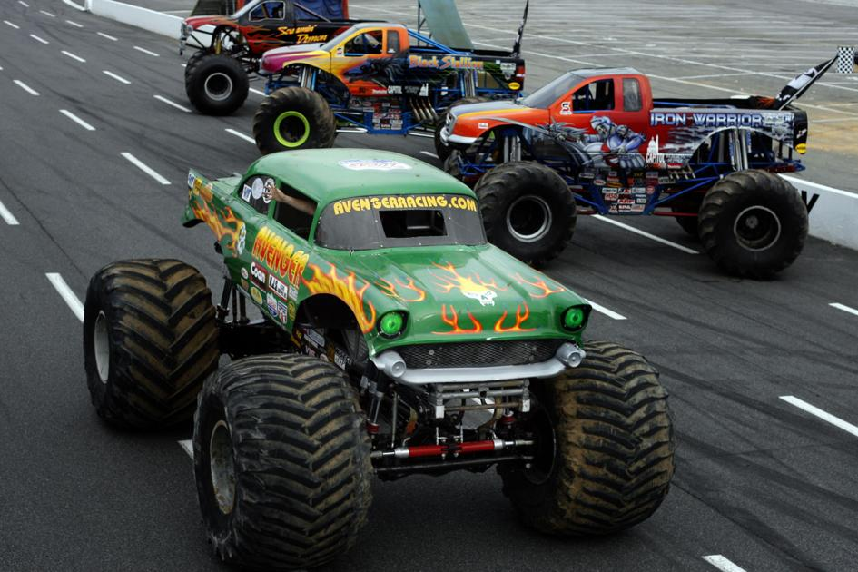 Take The Kids To Monster Truck Winter Nationals Budding