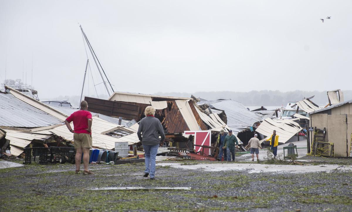 Tornado Watch Virginia Beach