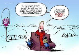 Cartoon for January 27, 2016