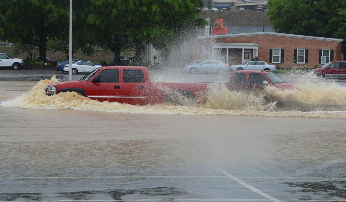 Dan River Reaches Major Flood Stage After Days Of Heavy