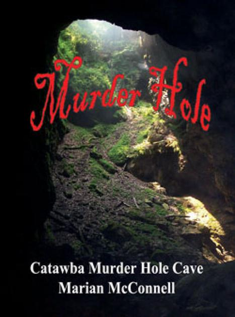 book review   u0026 39 catawba murder hole cave u0026 39