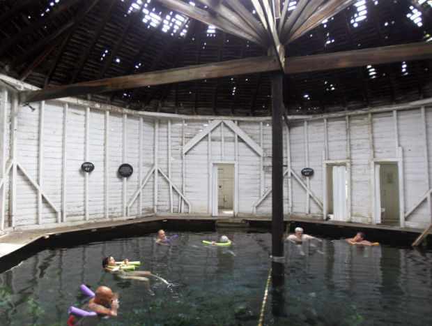 Jefferson Baths Hot Springs VA