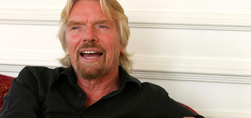 richard branson on the importance of Richard branson explains the importance of not being earnest, the 4 p's, and more.