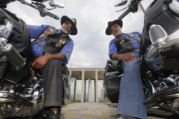 Wwii Veteran Richmond Motorcycle Club Help Teach History