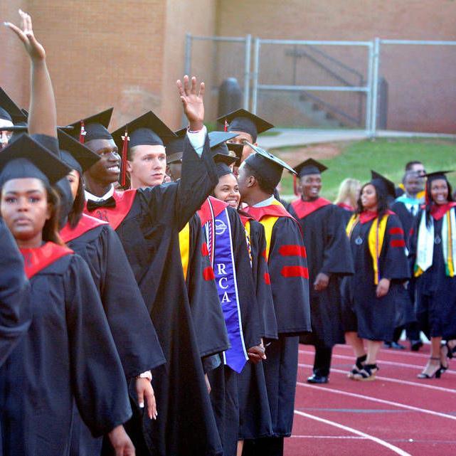 Rockdale seniors graduate