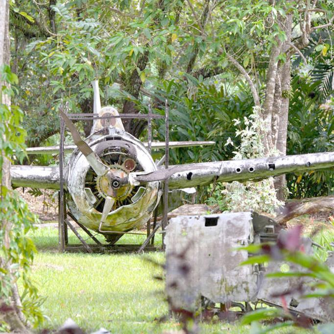 A Veteran's Story — One Marine's battle on Guadalcanal