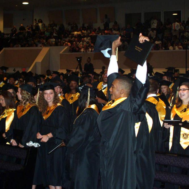 Alcovy High School Class of 2017 graduation
