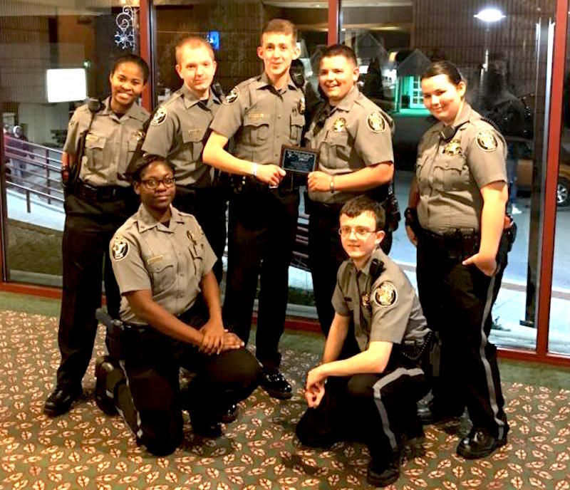 Newton County Sheriff's Office Explorers win 2nd place at ...