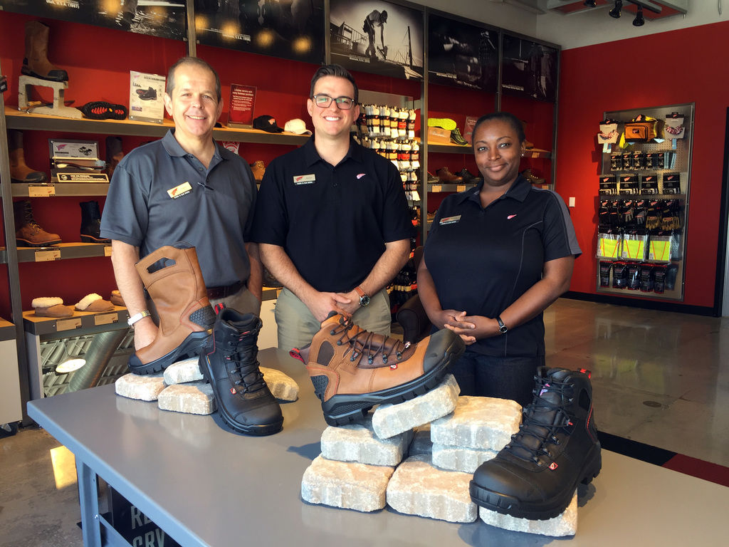 Red Wing Shoe Company opens location in Conyers | Business ...