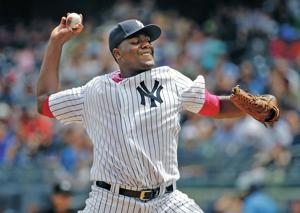 Pineda strikes out 16, Yankees beat Orioles