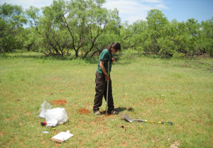 National soil collection may unlock mysteries