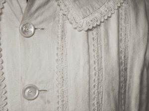 Emily dickinson's dress