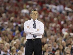 Oklahoma City Thunder hire Florida's Billy Donovan as coach