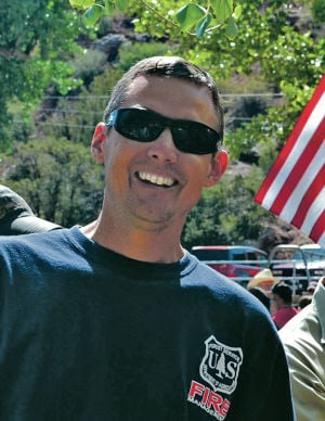 Friends say missing firefighter is kind-hearted 'family man'