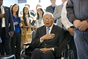 One of last Native American code talkers dies