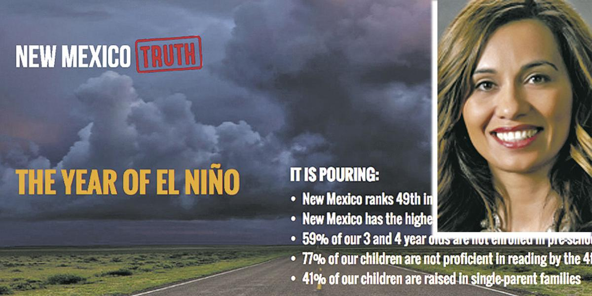 Santa Fe College >> Lawmaker files ethics complaint over New Mexico Truth ads ...